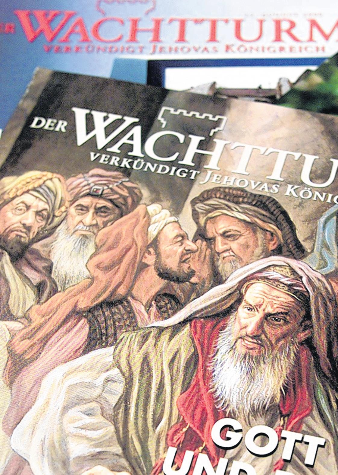 Jehovas Zeugen mögen keine Ex